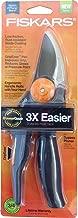 Fiskars 377361-1001 PowerGear Bypass Pruner with GripEase