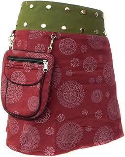 7f0e2bbc00998 Amazon.fr : boutons-pression - 20 à 50 EUR / Jupes / Femme : Vêtements