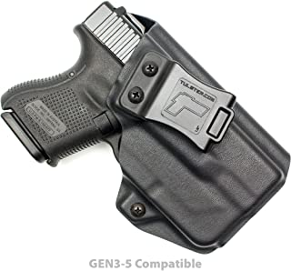 Tulster Glock 26/27/28/33 w/TLR-6 Holster IWB Profile Holster - Right Hand
