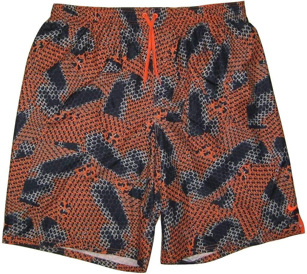 Nike Men's Big and Tall Swim Shorts, Hyper Crimson