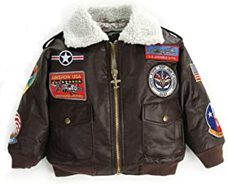 Up and Away A-2 Bomber Jacket