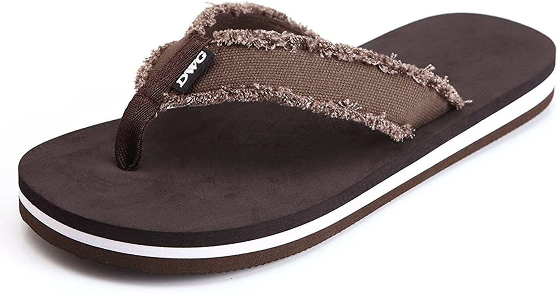 Men's Flip Flops Beach Sandals Outlet sale feature Comfort EVA Lightweight Sole Thon 2021new shipping free