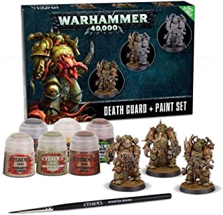 Games Workshop Death Guard & Paint Set