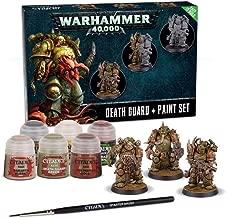 Games Workshop Death Guard & Paint Set