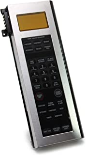 GE WB07X10633 Control Panel Asm