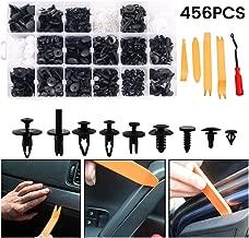 hootecheu 12pezzi Strumento di Rimozione Auto Kit Utensile di Smontaggio per Auto Porta Pannello Radio Cruscotto Auto Accessori
