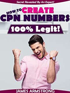 HOW TO CREATE CPN NUMBERS 100% LEGIT!!!: THE WHOLE TRUTH ABOUT CPN NUMBERS