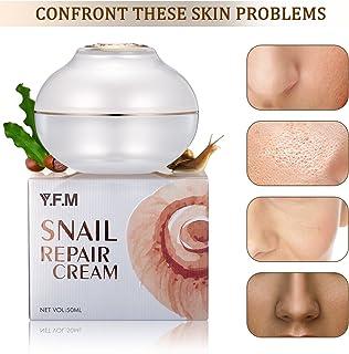 Y.F.M Crema Facial para Día y Noche Hidratante y Nutritiva - Reafirma Nutre y Repara - Reducir las Arrugas y Líneas Fina...