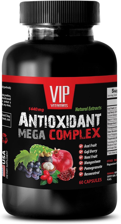 Super beauty product restock Max 50% OFF quality top Mood Support Supplement - ANTIOXIDANT Natura Complex MEGA 1440MG