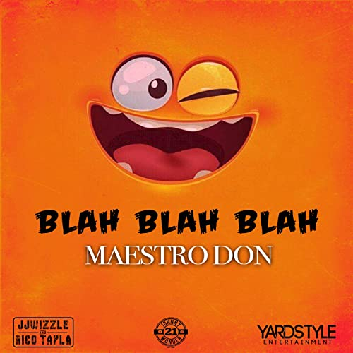Amazon.com: Blah Blah Blah [Explicit]: Maestro Don: MP3 ...