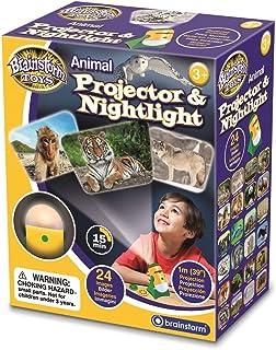 brainstorm E2053 Projector and Nightlight, Animal