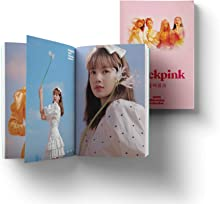 K-pop band Blackpink 2020 Mini Photo Album
