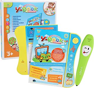 DeeploveUU 子供のための最初の子供の電子書籍英語とアラビア語の子供コーラン電子学習読書機教育玩具