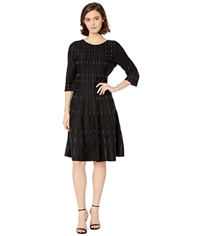 NIC+ZOE Flashing Lights Dress (Multi) Women
