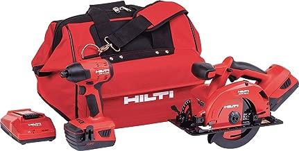 Hilti 3554475SID 4-A22 + SCW 22-A CPC Combo