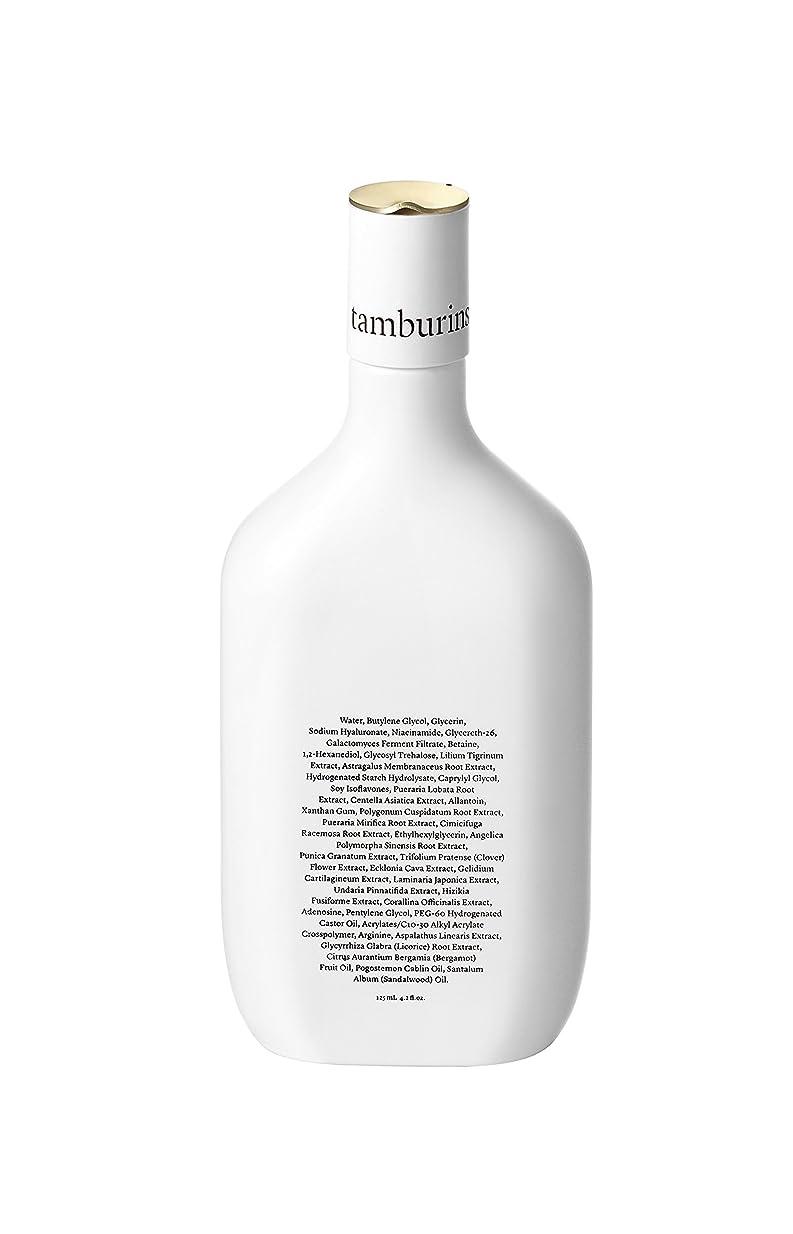 パーティションチャーム灰TAMBURINS ウオーター エッセンス エッスキンローション Water Essence 125ml (並行輸入品)