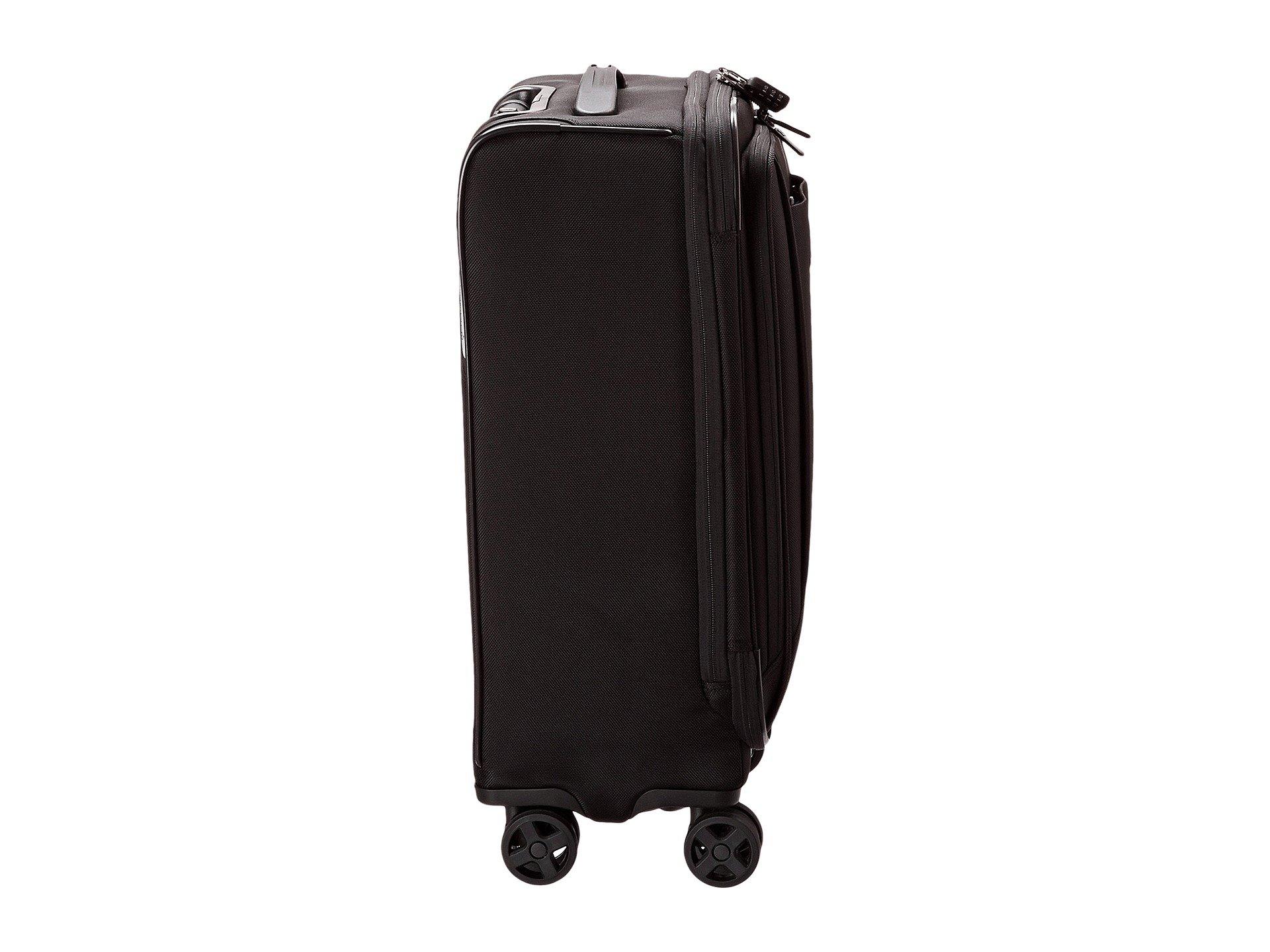 Dual Caster Black Wt Expandable on 5 Traveler Werks 22