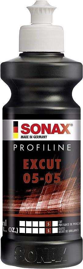 142 opinioni per SONAX PROFILINE ExCut 05-05, 250 ml, pasta abrasiva rimuove strati di vernice