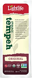 LightLife, Tempeh, Original Soy, Organic, 8 oz
