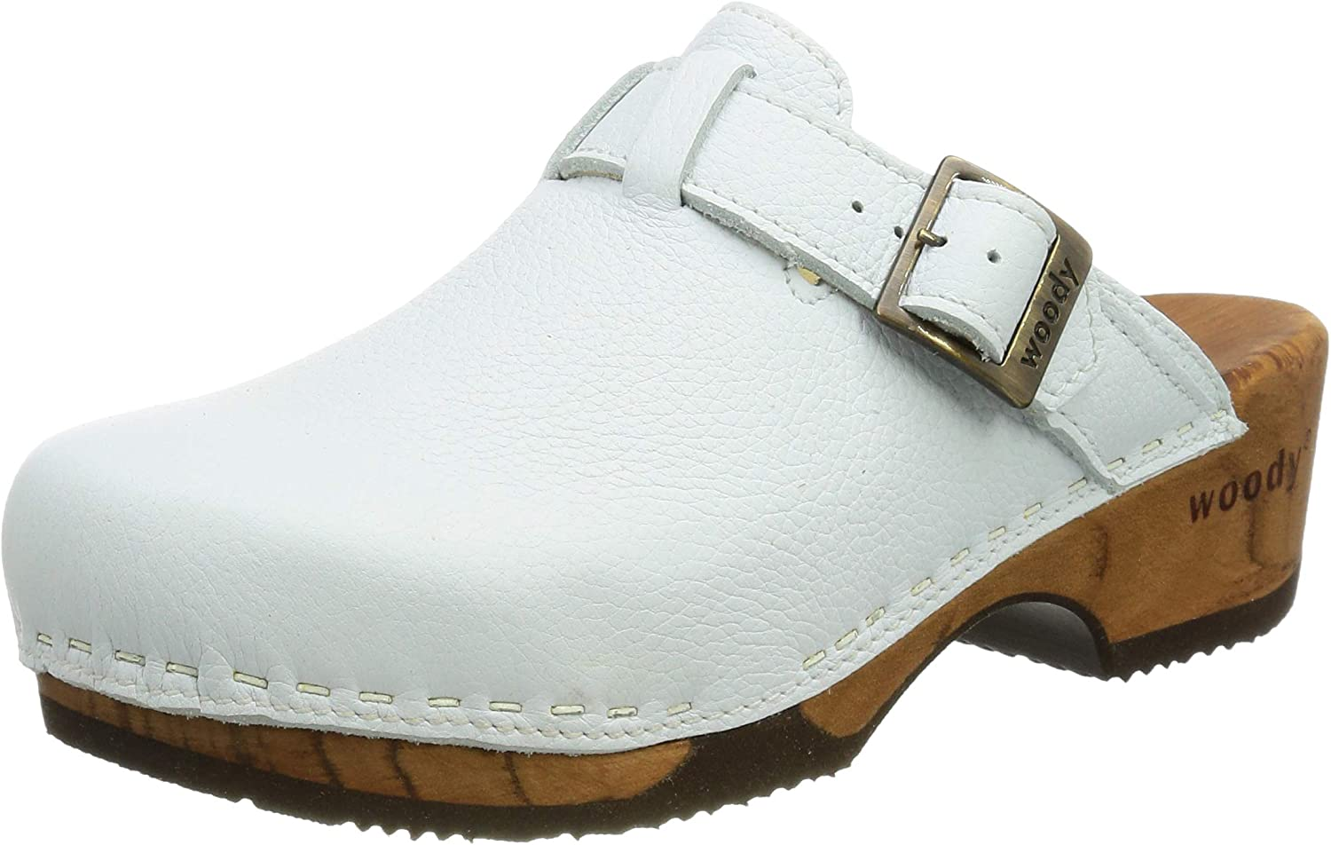 Woody Women's Wholesale Wooden Memphis Mall Shoes Clog