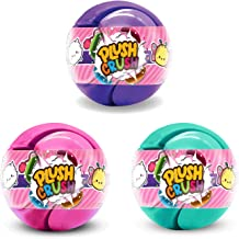 Plush Crush - Ball Crush Ball، شخصیت کلکسیونی سورپرایز ، هدیه - سری 3 ناز زیبا