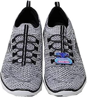 Ladies Bungee Slip On Shoes