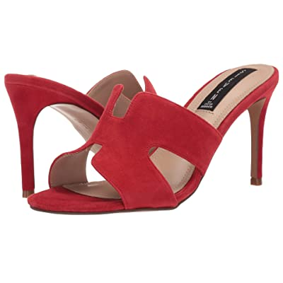 Steven Nylah (Red Suede) Women