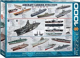 EuroGraphics Aircraft Carrier Evolution Puzzle (1000-Piece)