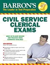 Barron's Civil Service Clerical Exam (Barron's: The Leader in Test Preparation)