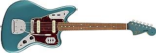 Fender Vintera '60s Jaguar Pau Ferro - Diapasón, color turquesa
