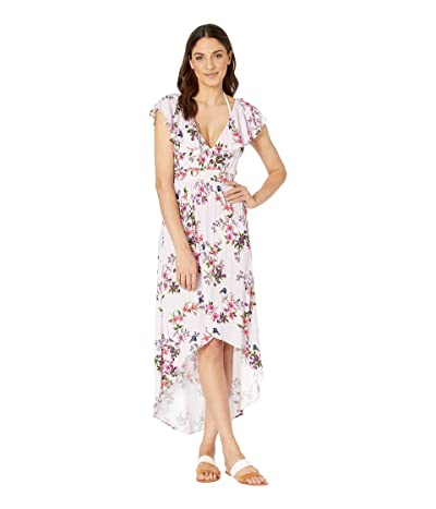 Nanette Lepore Victorian Floral High-Low Dress Cover-Up (Ladylike) Women
