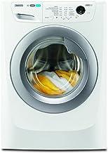Zanussi ZWF01483WR Waschmaschine Frontlader / 10 kg XXL-Schontrommel / sparsamer Waschautomat mit Mengenautomatik / Bügelquick-Programm / 190,0 kWh pro Jahr