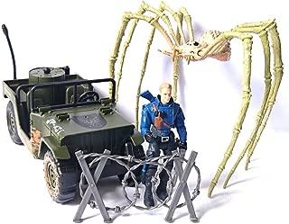 Lanard Kong Skull Island Battle for Survival Creature Contact Spider