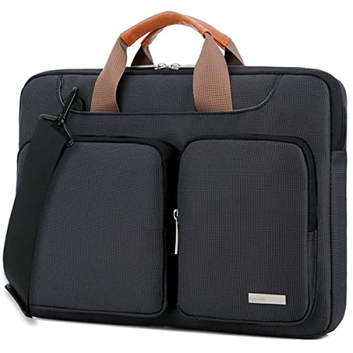 c145059cef68 Lacdo 360° Protective Laptop Shoulder Bag Sleeve Case Compatible 13 Inch  New MacBook Air