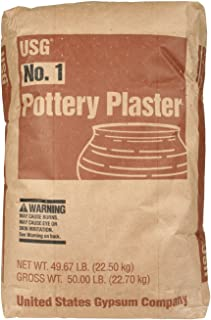 amaco pottery plaster 50 lbs