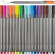 5 sets of  Flying Tiger Markers For bullet Journal Planner 5 COLOURS 18 pens