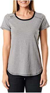 Mechanical Stretch Fabric 5.11 Tactical Womens Willow Henley Training Top Wicking Style 31146