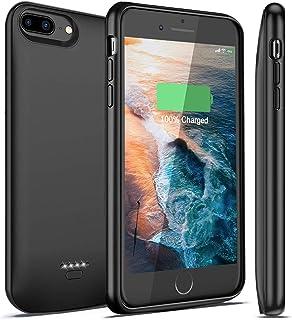 quality design c366a 6fd9b Amazon.com: lux iPhone battery case
