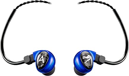 Astell&Kern Billie Jean in-Ear Monitors by Jerry Harvey Audio, Blue