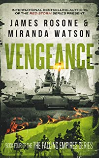 Vengeance (The Falling Empires Series Book 4)
