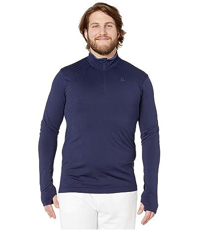 Craft Fuseknit Comfort Zip (Maritime) Men
