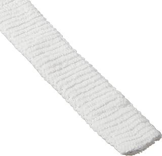 "Derma Sciences GL705 Surgilast Tubular Elastic Dressing Retainer, Small Head, Shoulder, Thigh, 25 yd Roll, 15"" Width, Working Stretch, Size 5, White"