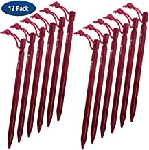 Best beach camping tent stakes Reviews