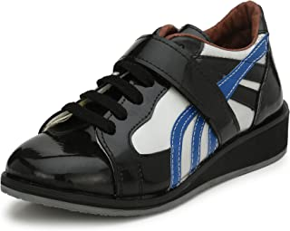 ASE Mens Black Professional Weightlifting Shoe