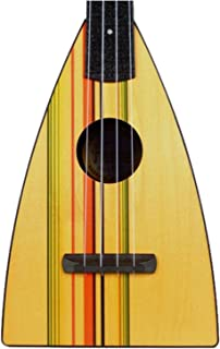 Magic Fluke Co Fluke Designer Stripe Tenor Ukulele