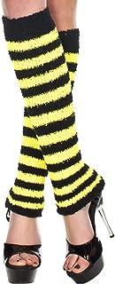 bumble bee leg warmers