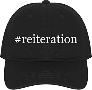 #Reiteration - A Nice Comfortable Adjustable Hashtag Dad Hat Cap