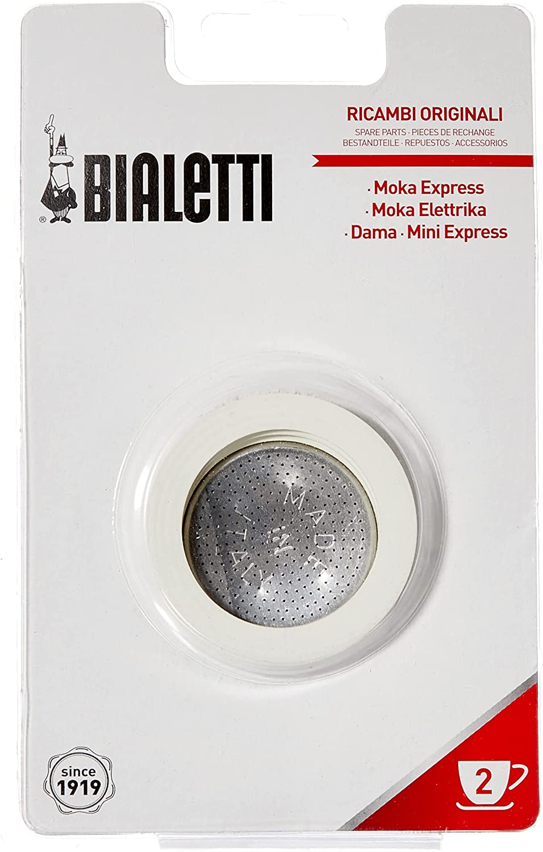 Bialetti Finally popular Award brand 0800002 Maker CoffeePart Filter Accessoryâ€