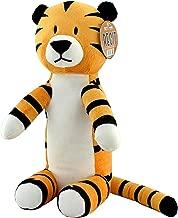 Attatoy Regit The Plush Tiger Toy, 17-Inch Tall Striped Sitting Tiger Stuffed Animal