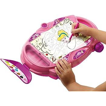Famosa - Arts & Crafts, Light Box Disney Princess (700005247 ...